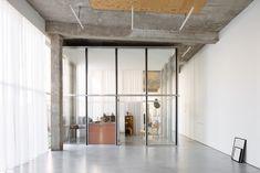 El estudio en Belgica el escultor Thomas Lerooy 2