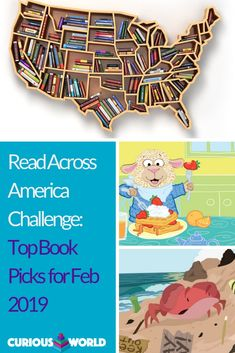 Are you doing the National Education Association's Read Across America challenge with your kids? Here are out top book picks for February Read Across America Day, Curious Kids, Great Father, Book Show, Great Books, Book Lists, Little Ones, Fairy Tales, February