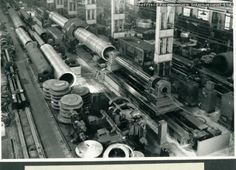 An LDPE pressure vessel manufactured at Sheffield Forgemasters Company Structure, Sources Of Iron, Sheffield Steel, Happy City, Industrial Development, Iron Ore, South Yorkshire, Derbyshire, About Uk