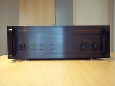 Parasound D/AS-1000 II Power amplifier