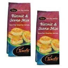 Pamela's Products Biscuit/scone Mix (6x13oz )