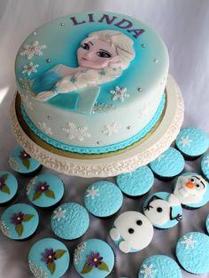 Frozen - handmade Elsa