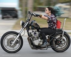 A creative photographics expression of the machines we love and the lifestyles of the people who live for them. Bobber Bikes, Bobber Chopper, Rat Bikes, Motorcycles, Scooter Motorcycle, Motorcycle Outfit, Lady Biker, Biker Girl, Freedom Riders
