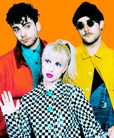 paramore right now;