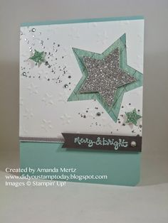 Did You Stamp Today?: Star Filled Christmas - Fab Friday 55