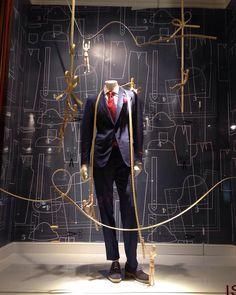 "MADE TO MEASURE, ""Everyone should own at least one bespoke suit"", pinned by Ton van der Veer"
