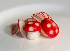 Image result for food garnishes