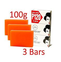 Kojie San Skin Lightening Kojic Acid Soap 3 Bars Fades Age Spots Freckles and Other Signs of Sun Damage and Heals Acne Blemishes and Erases Red Marks and Scars * Awesome product. Click the image : Skin Lightening Products Types Of Facials, Facial Bar, Kojic Acid, Acne Blemishes, Lighten Skin, Facial Cleanser, Freckles, Bleach