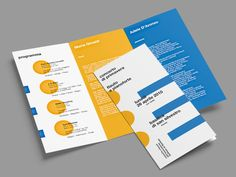 Show off your company, cause or idea with an informative marketing brochure. In this roundup, we feature marketing brochure examples, tips & templates. Brochure Examples, Creative Brochure, Brochure Layout, Brochure Template, Event Planning Quotes, Event Planning Checklist, Event Planning Business, Magazine Ideas, Design Magazine