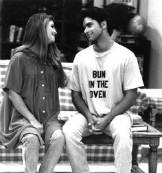 Jesse and Becky-Full House