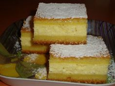 Placinta cu branza (cu foaie turnata), Rețetă Petitchef Romanian Desserts, Romanian Food, Hungarian Cake, Sweets Cake, Food Cakes, Dough Recipe, Cheesecake Recipes, Relleno, Cake Cookies