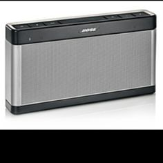 It's no secret, the sound draws a crowd.  The SoundLink Bluetooth speaker III, one of the best performing mobile bluetooth speaker. It plays louder and longer than it's popular predecessor, with advance Bose technologies that reproduce the fullness, clarity and depth of your music.  Music is the foundation for a good time.  Check this out: http://www.youtube.com/watch?v=TWRku3oqVQU