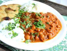 VeganMisjonen: Min beste Chana masala