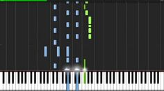 Hey There Delilah - Plain White T's [Piano Tutorial] (Synthesia)