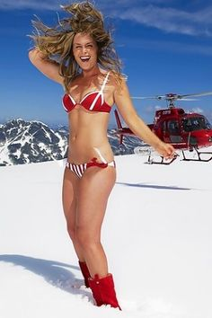 Lindsey Vonn - healthy & fit body motivation.... But with my breasts (hubby would kill me if the double D's shrunk to that size)