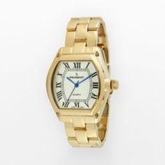 Peugeot Gold Tone Watch - 7069G - Women