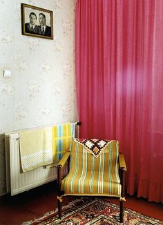 Raspberry Interior, 2009 © Jessica Backhaus