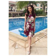 Marian Rivera Gracia @therealmarian   Websta (Webstagram) Filipino Fashion, Marian Rivera, Princess Barbie Dolls, Sunday Dress, Celebs, Celebrities, Boss Lady, Dress To Impress, My Idol