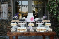 I would never turn down a cupcake!  Still one of the best ways to serve up some birthday cake at an active party.