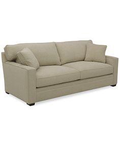 Driscoll Fabric Sofa (this Is U0027Doeu0027 Color, ...