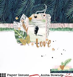 Love *paper issues DT* - Scrapbook.com