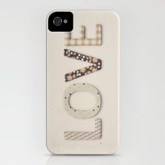 Love is all you need phone case