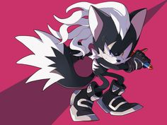 Infinite the jackal ~ ✨ Sonic Forces. Sonic The Hedgehog, Hedgehog Animal, Shadow The Hedgehog, Girl Shadow, Sonic Dash, Infinite Art, Sonic Heroes, Sonic Franchise, Medvedeva