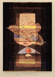 Paul Klee - Die Kleine J Reisefertig