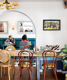 Americas Best Places to Eat Like a Local - Elizabeth Street Cafe in Austin