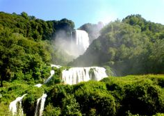I used to work in Paradise. #Cascata delle #Marmore, #Umbria, #Italy