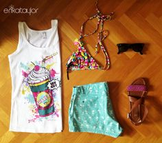 Outfit inspiration - top by erikataylor
