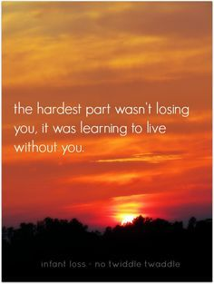 Moving on with your life after losing a parent is one of the most difficult things to do!