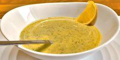 Low Carb Suppen - Brokkoli-Kokos-Suppe