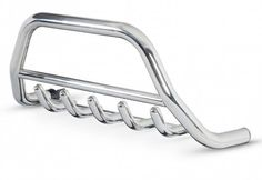 PEUGEOT BOXER STAINLESS STEEL CHROME NUDGE A-BAR, BULL BAR 2006-2013
