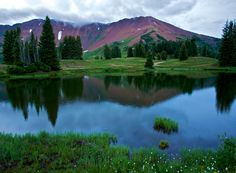 Cinnamon Mountain - Crested Butte, CO