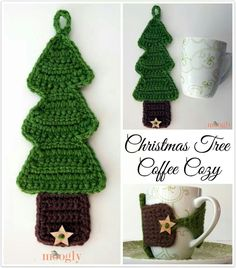 Cup cozy a must for the holidays