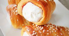 Laskiaistötteröt / tuuttipullat + vaihekuvat Bread, Food, Brot, Essen, Baking, Meals, Breads, Buns, Yemek