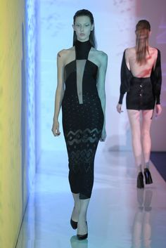 Anthony Vaccarello - Fall 2011 Ready-to-Wear - Look 18 of 23