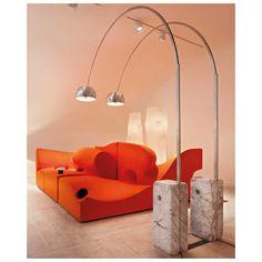 Arco LED Vloerlamp - MisterDesign