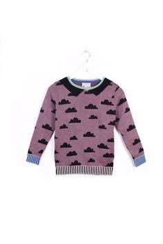 Cotton Candy Sweater by sheilacouture on Etsy