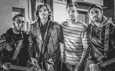 Recital Del Grupo De Rock Canario Subversia En Las Palmas De Gran Canaria En El Pub NYC TAXI Bar Numancia 25 Las Palmas de Gran Canaria 12-03-2016