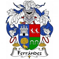 Fernandez Coat of Arms
