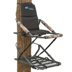 Tree Stand Hunting On Pinterest Hunting Blinds Deer