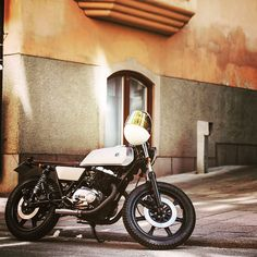 In the streets of Stockholm! - smalltowncustomshop