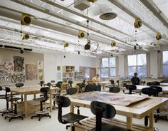 a clean & efficient learning space