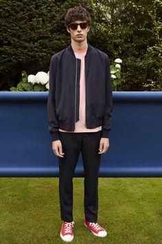 PS by Paul Smith Spring/Summer Men's Collection Paul Smith, Men's Collection, Ps, Twins, Bomber Jacket, Spring Summer, Denim, Cotton, Jackets