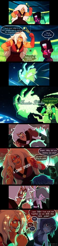 Steven Universe Screenshots Redraw by DAV-19 on DeviantArt