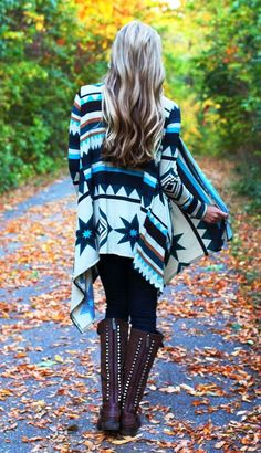 that cardigan is perfect!