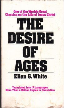 The Desire of Ages (The Conflict of the Ages Illustrated in the Life of Christ) by Ellen G. White, http://www.amazon.com/dp/B002I9H0J0/ref=cm_sw_r_pi_dp_mLXwtb1BPCGTQ1W9