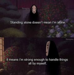 Anime Movie: Spirited away Sad Anime Quotes, Cartoon Quotes, Kawaii Quotes, Mood Quotes, True Quotes, Studio Ghibli Quotes, Spirited Away, Film Quotes, Quote Aesthetic